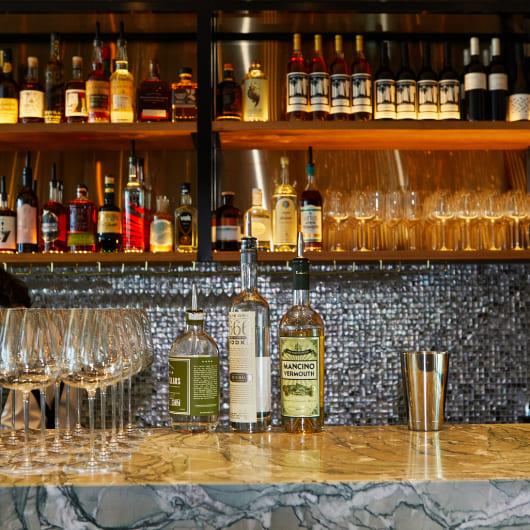 Vesper Welcome Bar